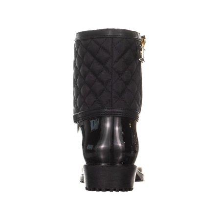 f782deb3a Tommy Hilfiger Francie Zip Up Mid Calf Rain Boots