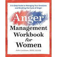 The Anger Management Workbook for Women (Paperback)