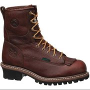 GEORGIA BOOT G7313-140W Work Boots, Steel, Mens, Brown, Size 14