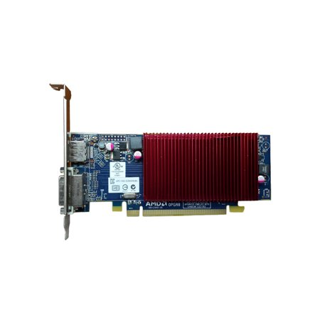 Refurbished Amd Ati Radeon Hd6450 1Gb Gddr3 Sdram Pci Express X16  Video Card