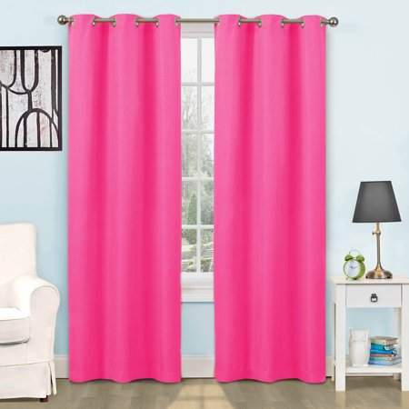 Eclipse Dayton Blackout EnergyEfficient Kids Bedroom Curtain - Room darkening curtains for kids