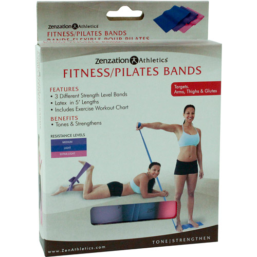 PurAthletics Flex Bands, 3-Pack