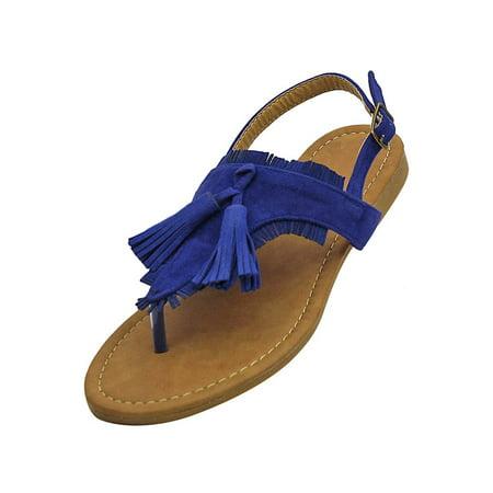Suede Fringe Tasselamp; Boho Sandals With Divas 7yvybf6g Luxury Trim PkiXTOZu
