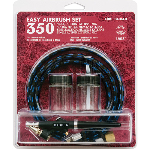 Badger Air Brush Easy Airbrush Set