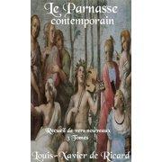 Le Parnasse contemporain - eBook