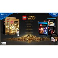 Warner Bros. LEGO Star Wars The Force Awakens Deluxe Edition (PS4)