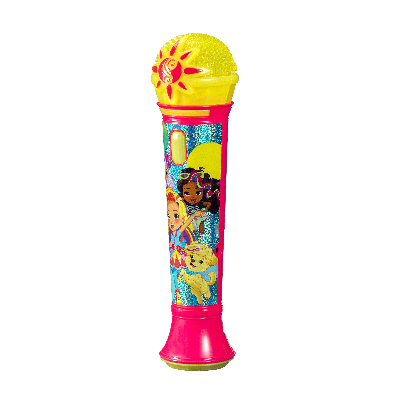 Nickelodeon Nickelodeon Sunny Day Microphones by Kiddesigns