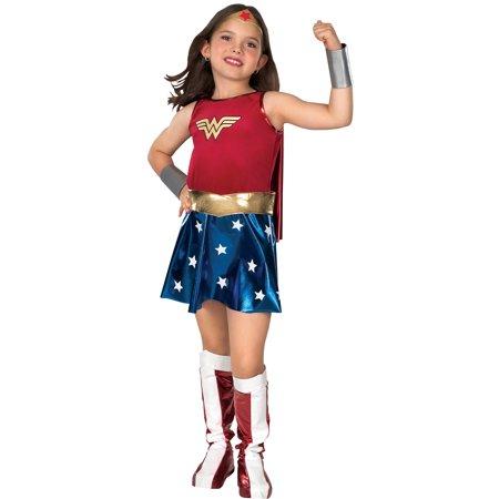 Wonder Woman Superhero Girls Classic Costume