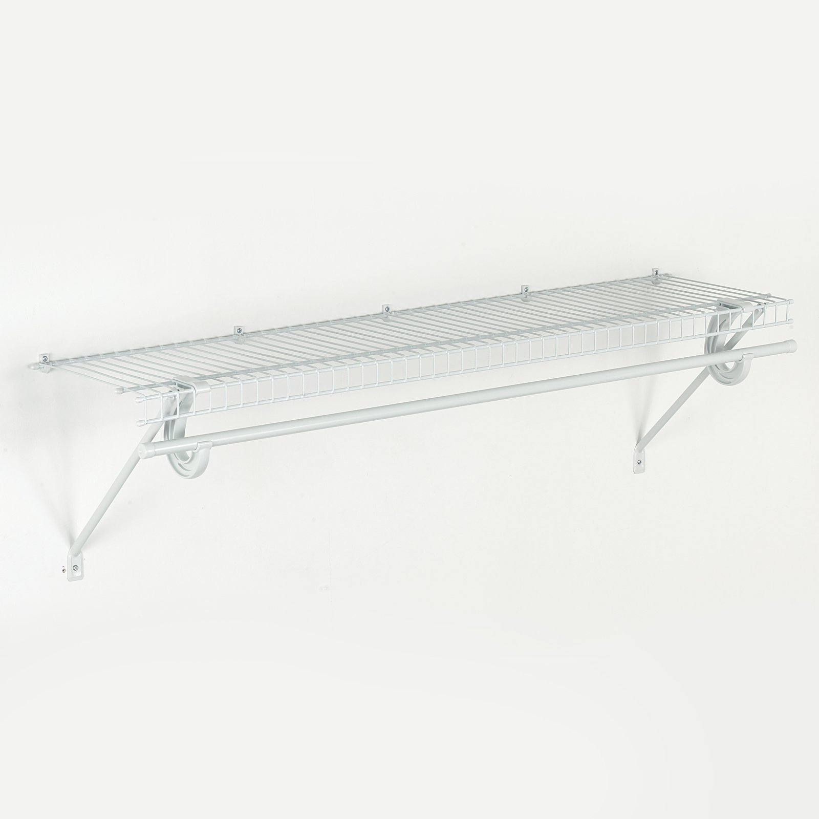 Delightful ClosetMaid SuperSlide Wire Shelf Kit