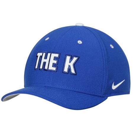 Kansas City Royals Nike Local Classic Swoosh Performance Flex Hat -