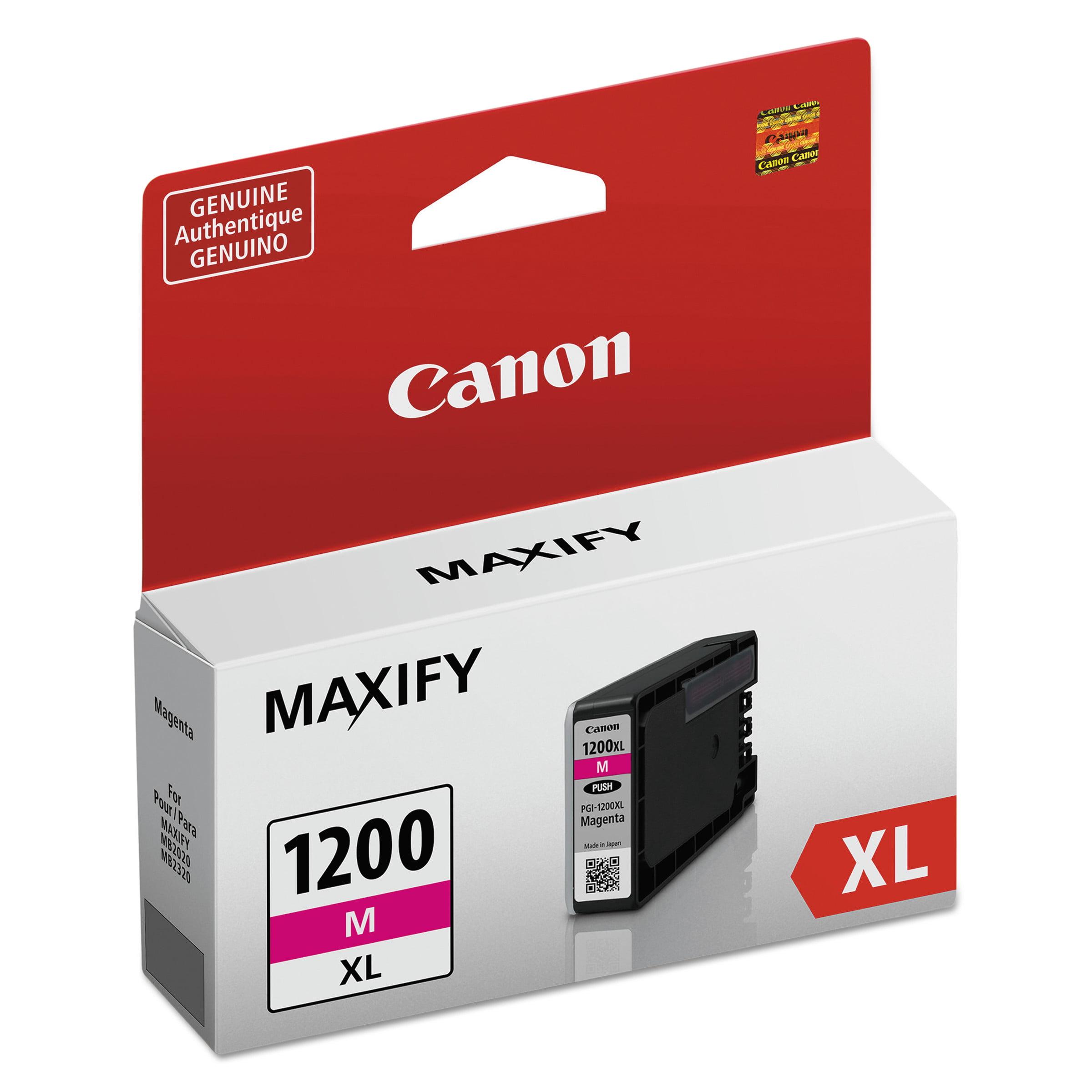 Canon 9197B001 (PGI-1200XL) High-Yield Ink, Magenta