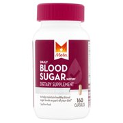Meta Daily Blood Sugar Support Capsules, 160 count