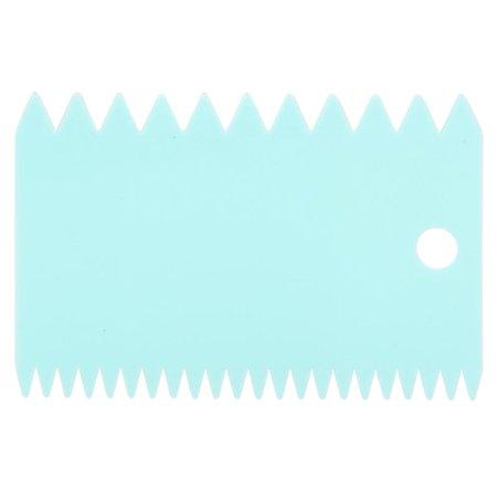 TOPINCN 3pcs cuisson grattoirs crème spatule outils de pâtisserie douce cuisine grattoir, grattoir à pâte, coupe-pâtisserie - image 4 de 8