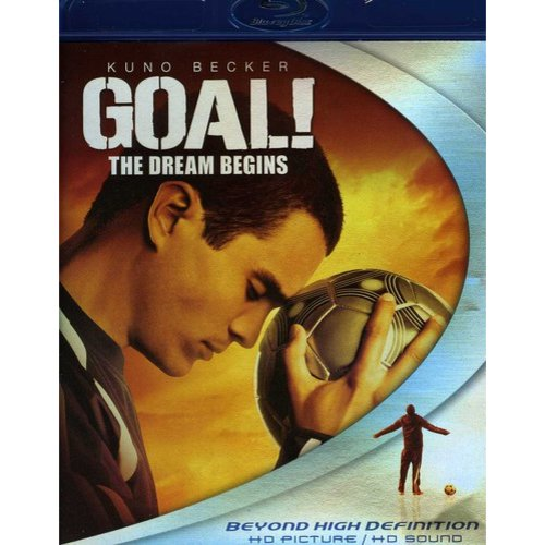 Goal! The Dream Begins (Blu-ray) (Widescreen)