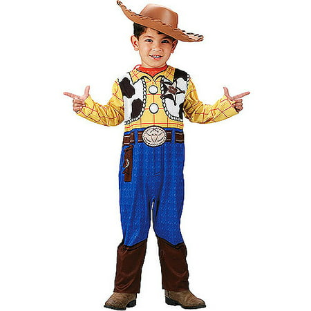 Toy Story Woody Toddler Halloween Costume (Homemade Spongebob Halloween Costume)