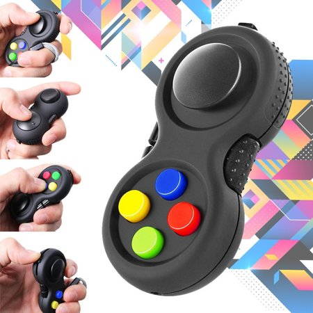 shades of pre order sale online Fidget Pad 9 Features Fidget Cube! APPIE Toy Stress Relief Fidget Tools w/  Keychain Pocket Toy Hand Fidget Present for Kids | Walmart Canada