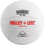 Tachikara SVMNC Volley-Lite Training Volleyball, Multiple Colors
