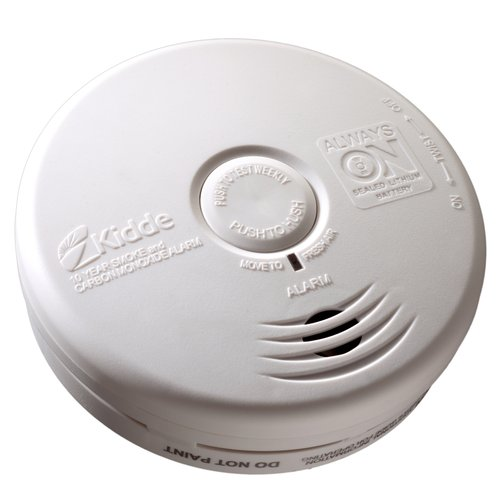 Kidde Combo Smoke and Carbon Monoxide Alarm P3010K
