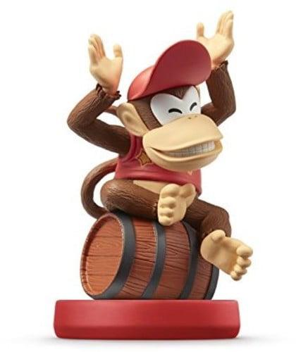 Diddy Kong, Super Mario Series, Nintendo amiibo, NVLCABAM by Nintendo