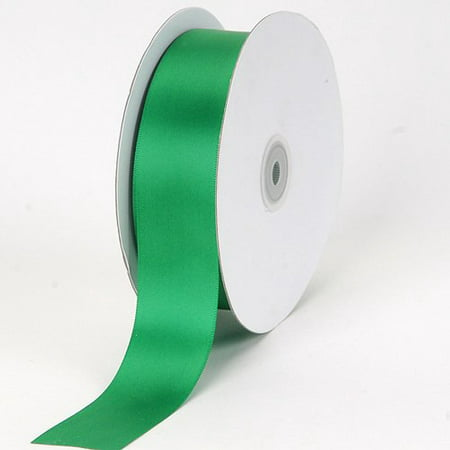 BBCrafts 1-1/2 inch x 50 Yards Satin Ribbon Single Face Decoration Wedding Party (Emerald), Ship in 1 Business Day. By Generic ()