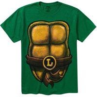 Teenage Mutant Ninja Turtle Men's Costume Graphic Short Sleeve T-Shirt