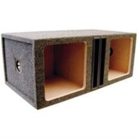 Subzon Hd10vsqe Dual 10  L7 Square Vented Box