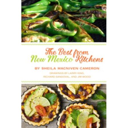 The Best from New Mexico Kitchens - eBook
