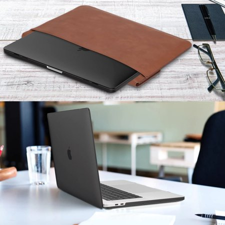 MoKo MacBook Pro 13 Case 2018/2017/2016 Released A1989/A1706/A1708, Hard Shell Case Slim PC Protective Cover for Newest - image 5 of 5