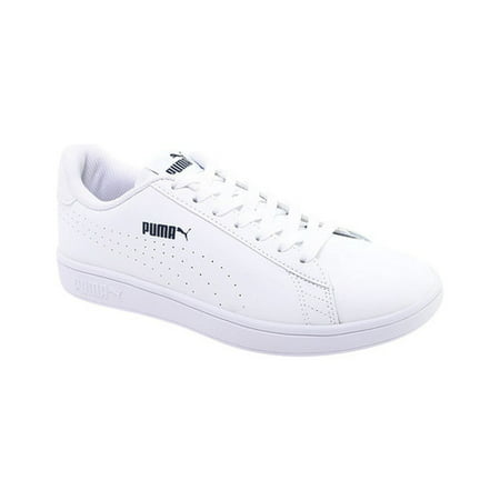 low cost 75125 4ecde Men's PUMA Smash V2 Perforated Leather Sneaker