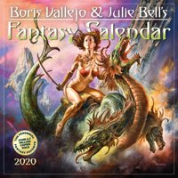Boris Vallejo & Julie Bell's Fantasy Wall Calendar 2020 (Other)