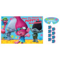 Trolls Party Game Poster (1ct)