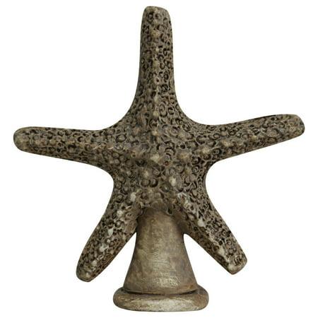 Urbanest Starfish Finial, 2 3/8