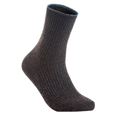 - Lian LifeStyle Women's 3 Pairs Cashmere Wool Socks Casual Solid Size 6-9