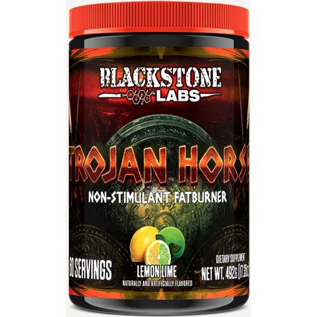 Fat Free Sweet - Blackstone Trojan Horse Stimulant Free Fat Burner (Sweet Tea - 60 Servings)