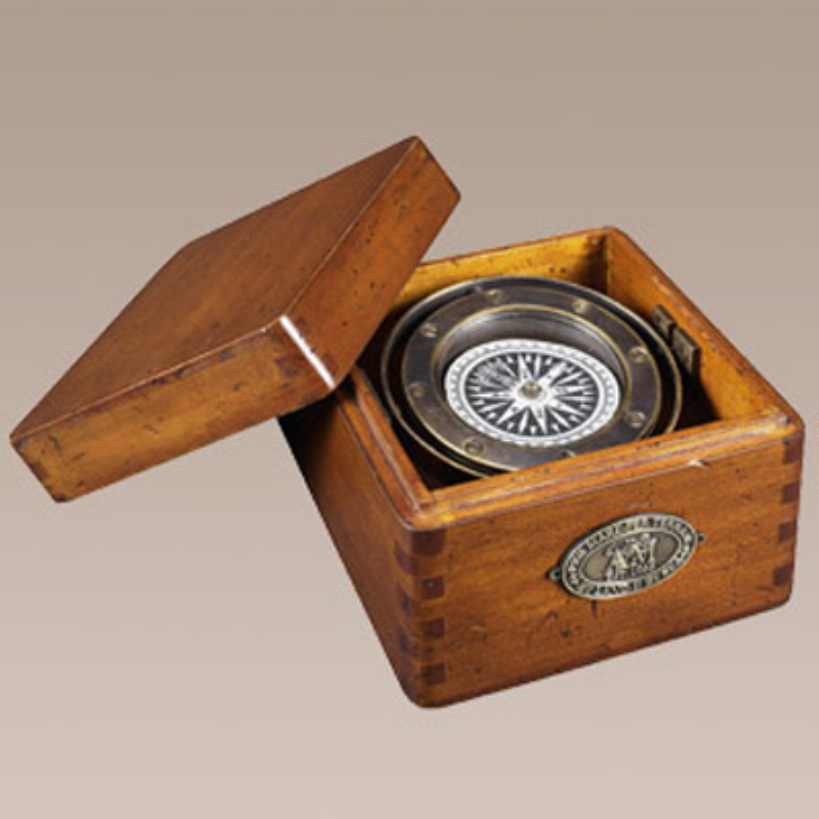 Authentic Models Lifeboat Compass by Authentic Models