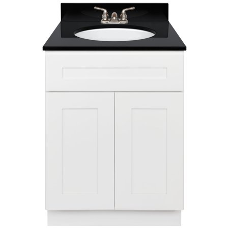 White Bathroom Vanity 24
