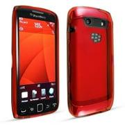 Technocel Slider Case for Blackberry 9850 Torch - Red