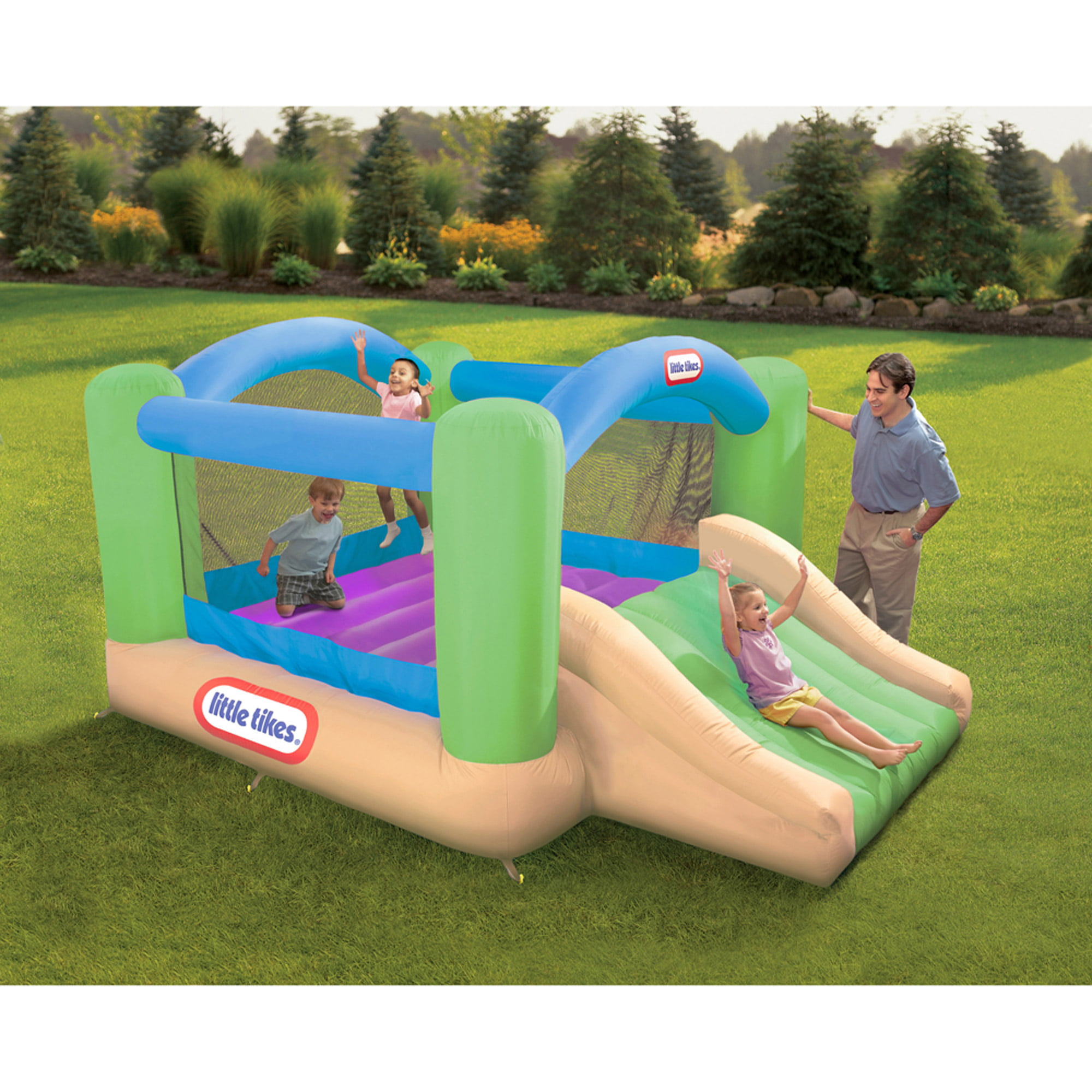 Little Tikes Bounce Houses & Ball Pits