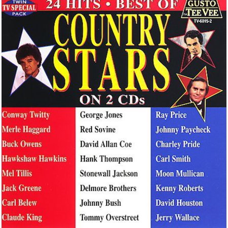 Best Of Country Stars (CD)