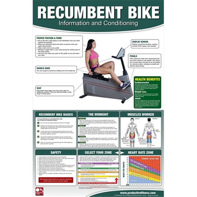 Productive Fitness CRBP Recumbent Bike - Paper