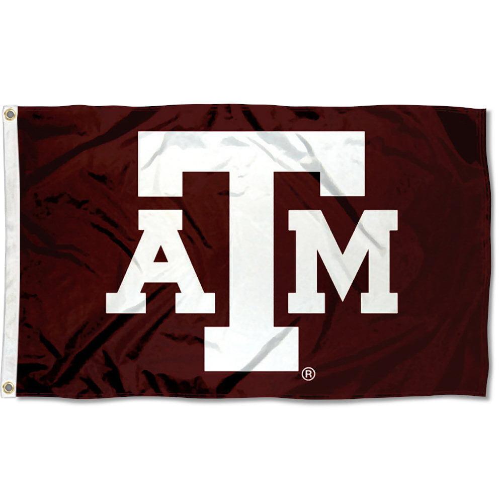 Texas A&M University Aggies Flag