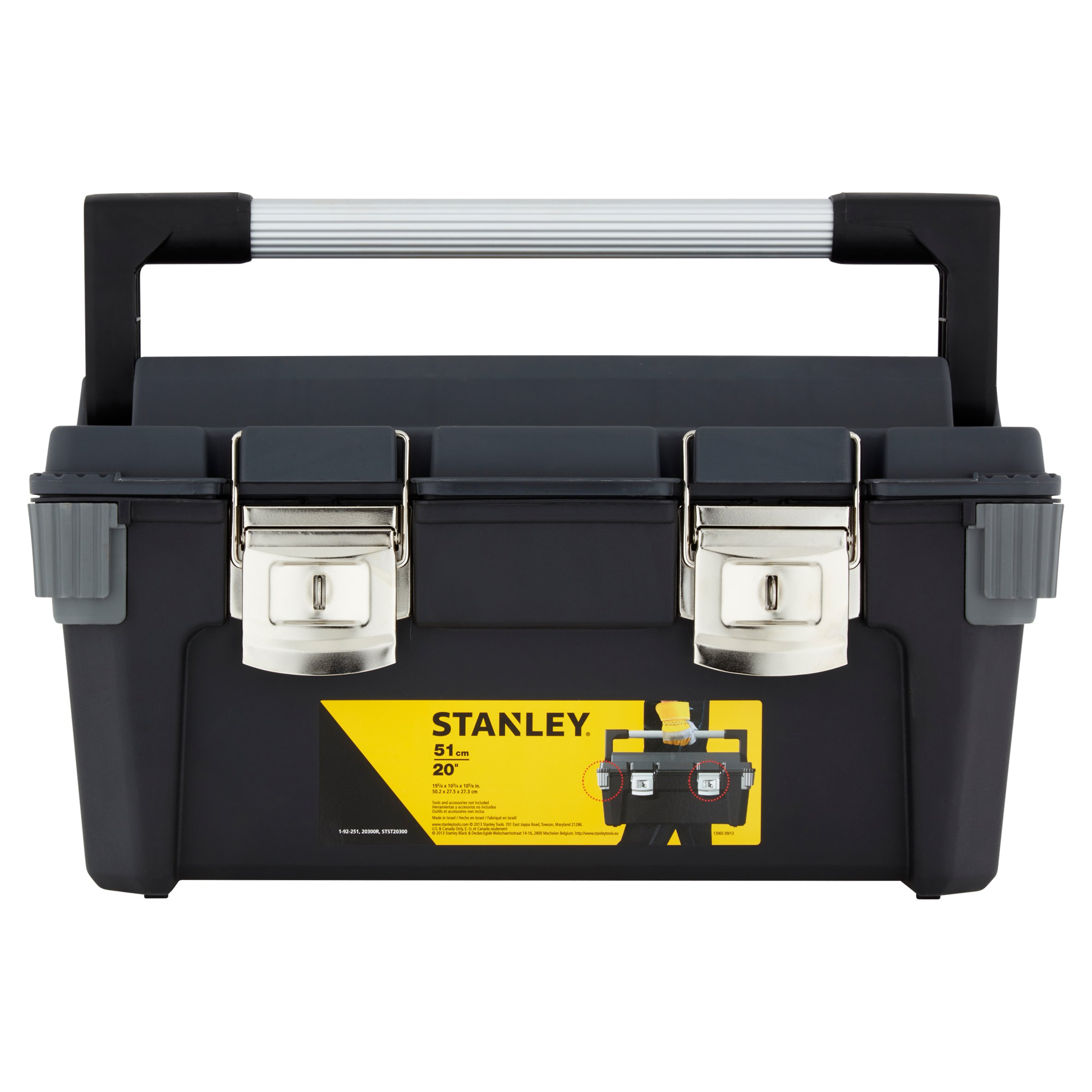 Craft box on wheels - Stanley 20 Tool Box