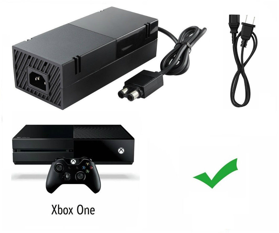 Ac Adapter Charger Power Supply 220w 12v 1083a Xbox One For Microsoft Video Game Console Brick