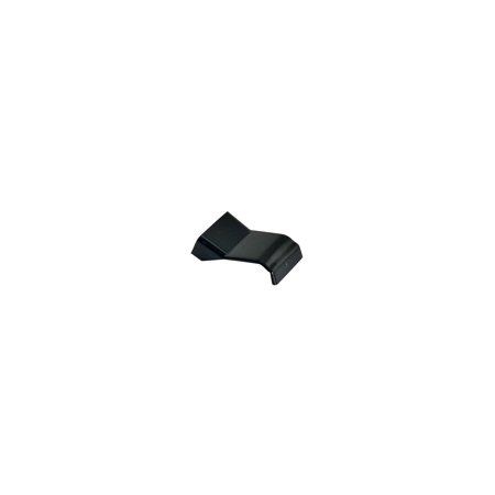 MACs Auto Parts  44-44985 Ford Mustang Rim Blow Horn Gap Cover - Black Plastic - Can Be Painted To Match Your (Hgrn Paint)