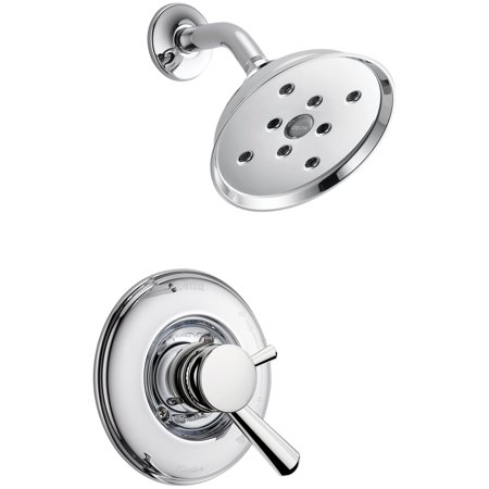 Delta Linden: Monitor 17 Series Traditional H2Okinetic Shower -