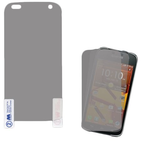 Kyocera C6730 Hydro Icon MyBat LCD Screen Protector Twin Pack ()