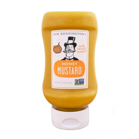 (2 Pack) Sir Kensington's Honey Mustard 9 oz 8 Oz Honey Mustard