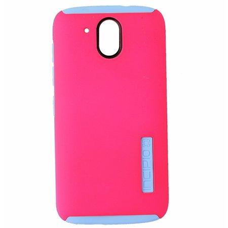 incipio dualpro dual layer case cover for htc desire 526 - pink / aqua