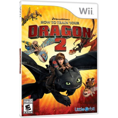How to Train Your Dragon 2: The Video Game (Wii)