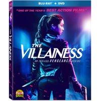 The Villainess (Blu-ray + DVD)